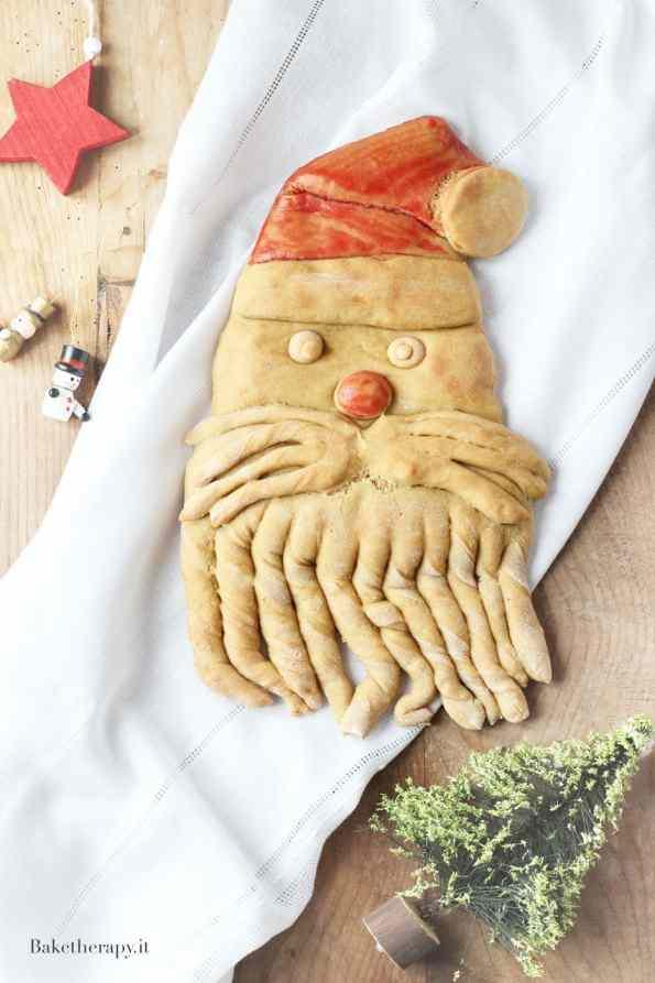 Ricetta: Santa Bread. Il pane di Babbo Natale.