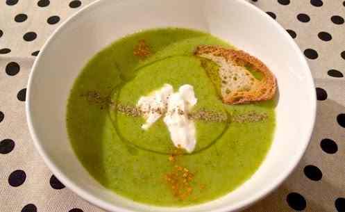 Ricetta: Broccoli soup