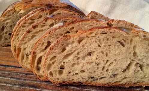 Ricetta: Pane al farro