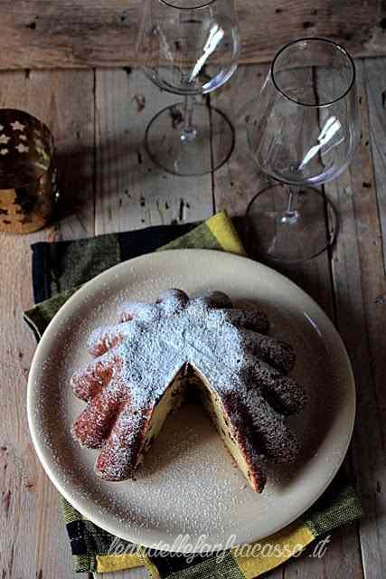 Ricetta: Torta speziata all'uvetta sultanina