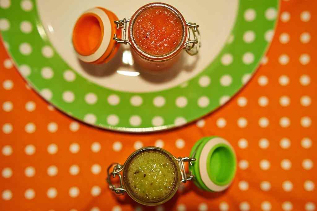 Ricetta: smoothie verde arancio