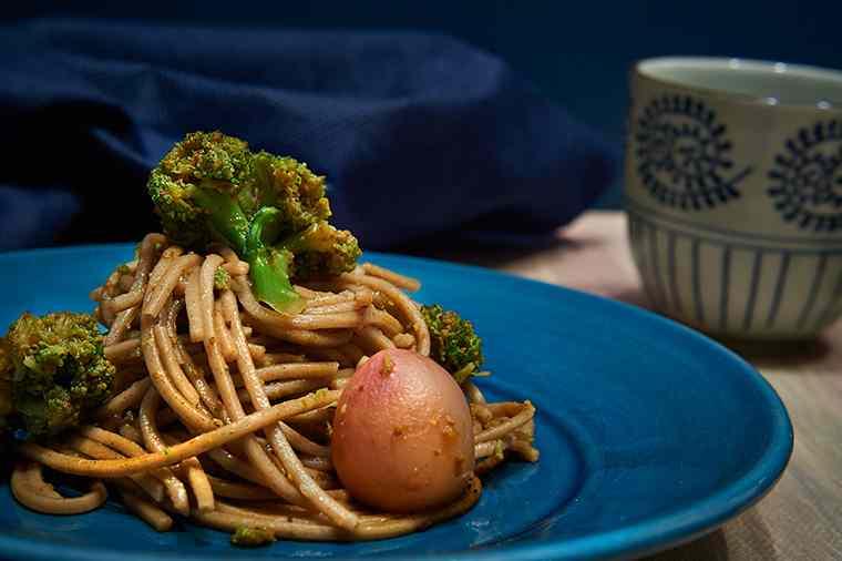 Ricetta: Soba con broccoli e ravanelli