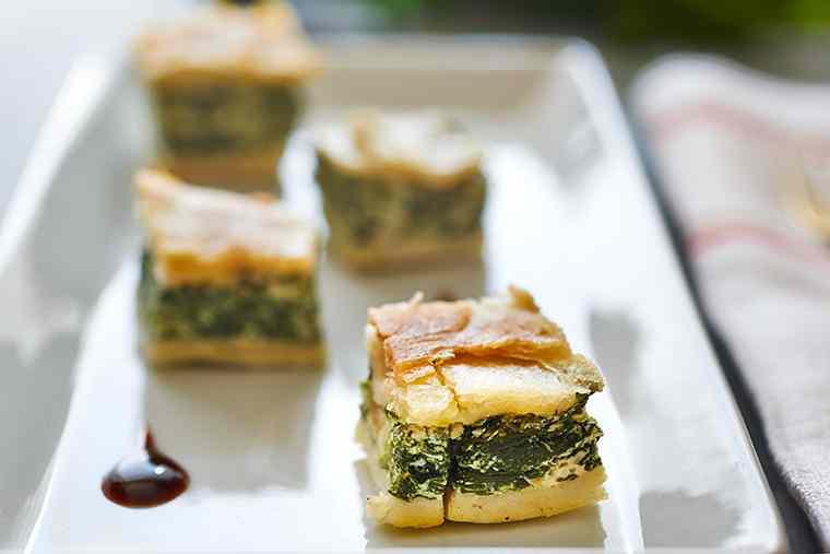 Ricetta: torta di spinaci