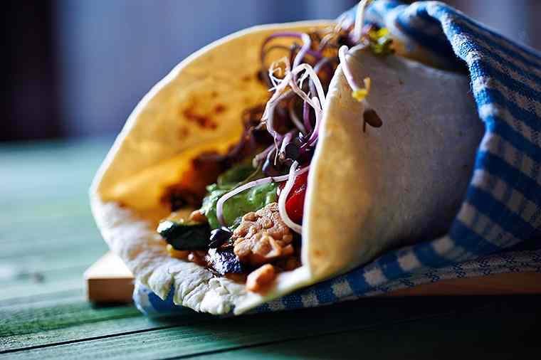 Ricetta: Vegan kebab
