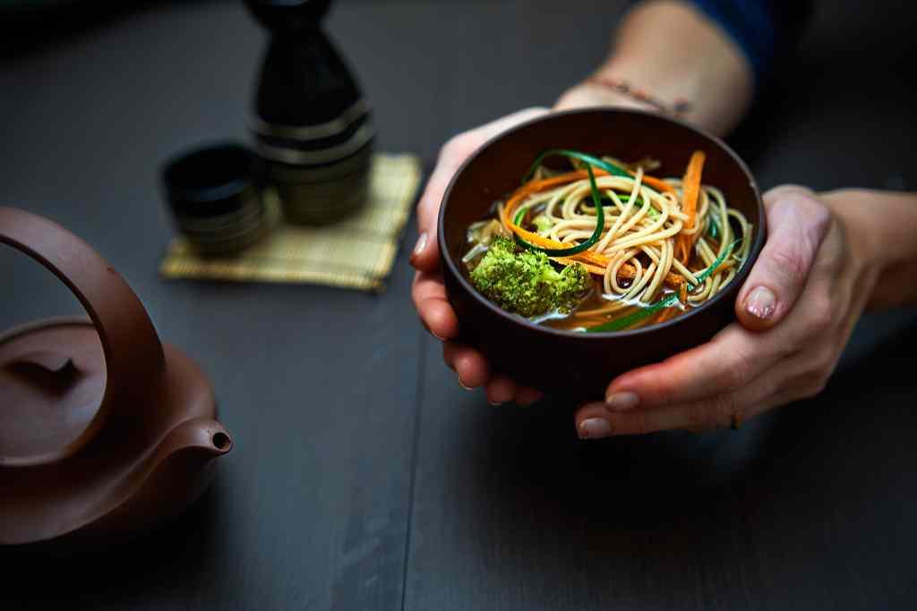Ricetta: vegan udon