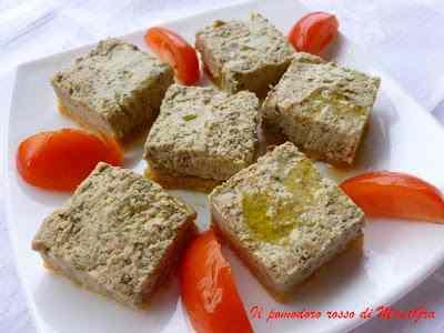 Ricetta: Mini cheesecake salati ai funghi
