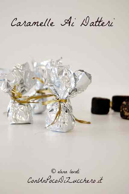 Ricetta: Caramelle ai datteri