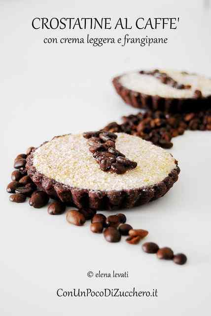 Ricetta: Crostatine al caffe e noci macadamia