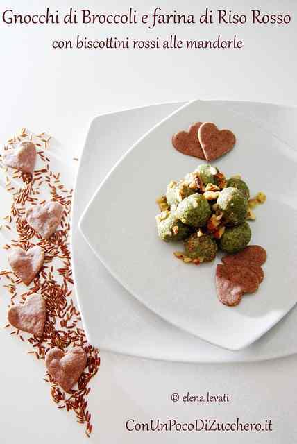 Ricetta: Gnocchetti di broccoli gluten free