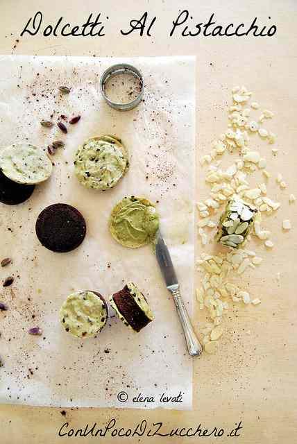 Ricetta: Dolcetti al pistacchio
