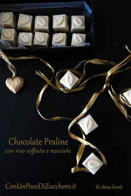 Ricetta: Cioccolatini fatti in casa