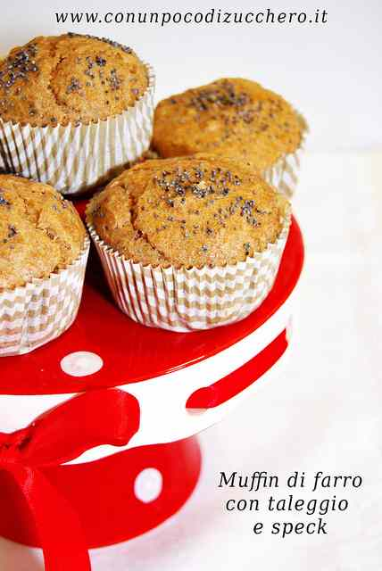 Ricetta: Muffin salati alle 10 spezie per Pasquetta