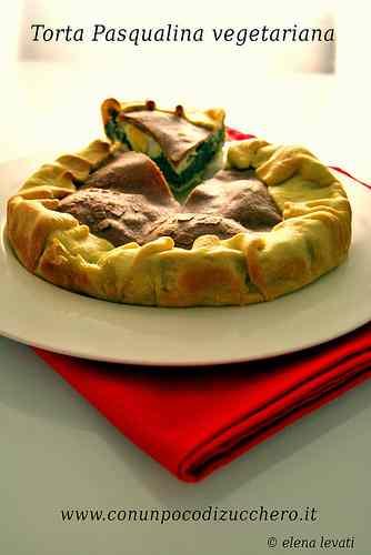 Ricetta: Torta Pasqualina vegetariana