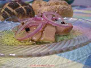 Ricetta: Aringa marinata