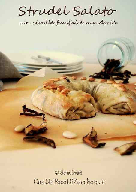 Ricetta: Strudel salato d'autunno light