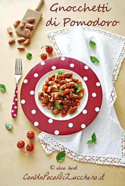 Ricetta: Gnocchetti di pomodoro
