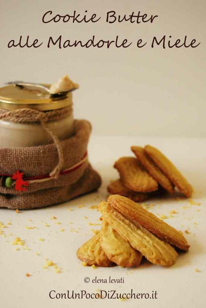 Ricetta: Crema spalmabile di biscotti