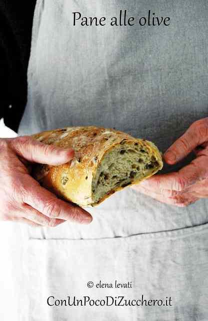 Ricetta: Lunga Lievitazione: Pane alle olive