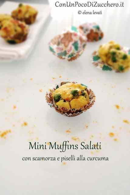 Ricetta: Mini Muffins salati per Capodanno