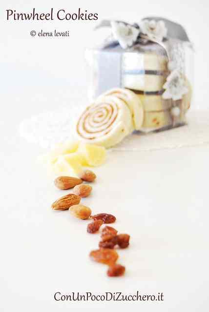Ricetta: Idea regalo salata: Pinwheel Cookies