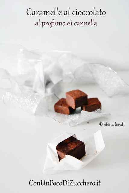 Ricetta: Caramelle morbide al cioccolato