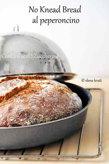 Ricetta: Pane senza impasto: No Knead Bread