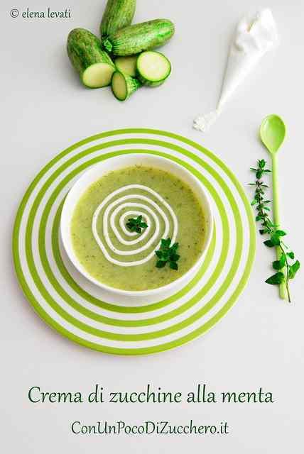 Ricetta: Crema di zucchine e ricotta