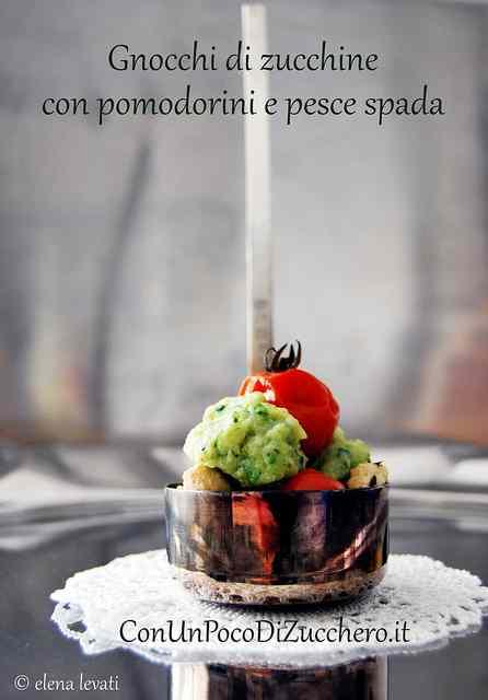 Ricetta: Gnocchi di zucchine