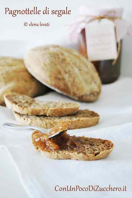 Ricetta: Pane di segale da colazione: tutto da spalmare !