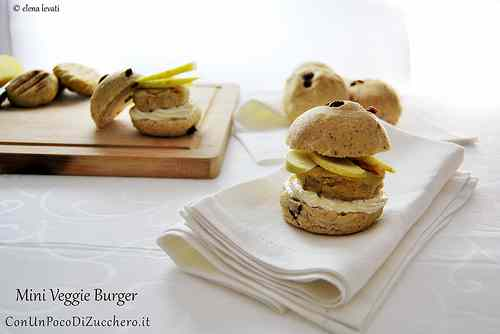 Ricetta: HomeBurger: Mini Veggie Burger