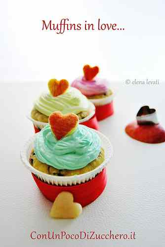 Ricetta: Vista: Muffin In Love per Sebastiano e il semaforo innamorato