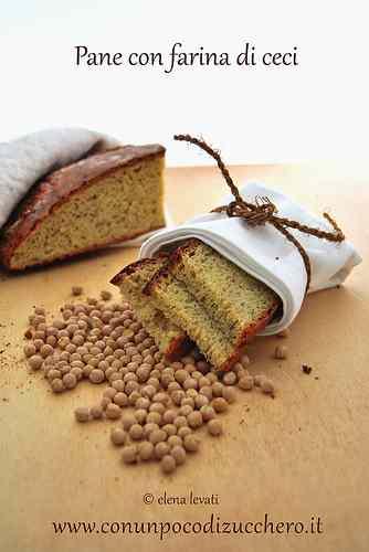 Ricetta: Lunga lievitazione: pane con farina di ceci