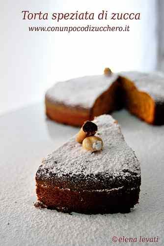 Ricetta: Torta speziata di zucca: morbida morbida per la prima colazione!