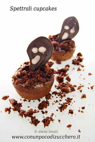 Ricetta: Halloween atto II: cupcake!
