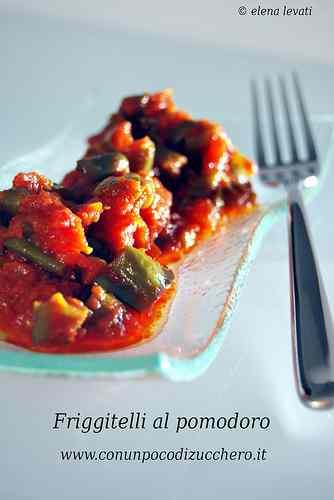 Ricetta: Friggitelli al pomodoro