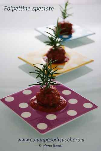 Ricetta: Polpettine alle spezie turche : aperitivo time!