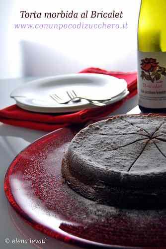 Ricetta: Torta morbida al Bricalet