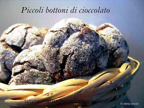 Ricetta: Chocolate crinkles