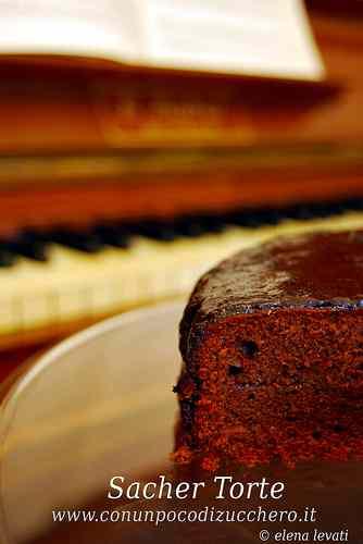 Ricetta: Sacher Torte