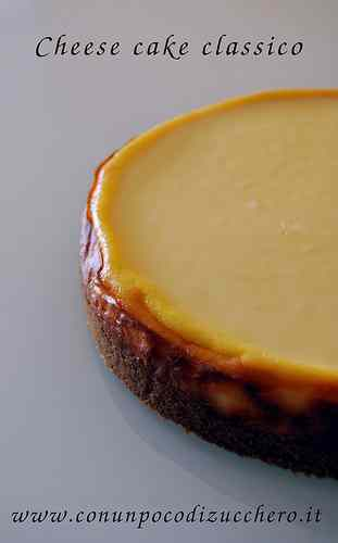 Ricetta: Cheesecake classica