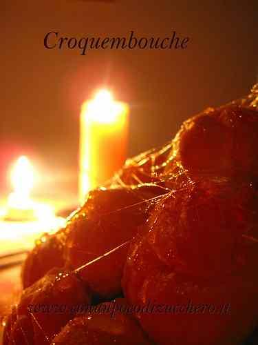 Ricetta: Croquembouche di castagne