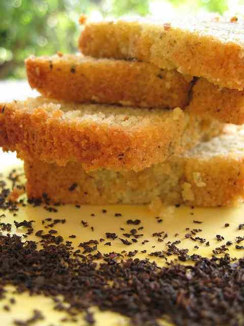 Ricetta: Green tea cake