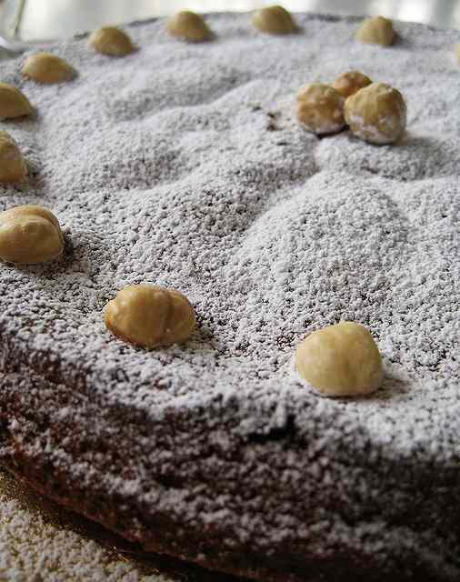 Ricetta: Torta delicata alle nocciole