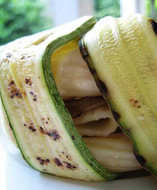 Ricetta: Sorpresa di zucchine light