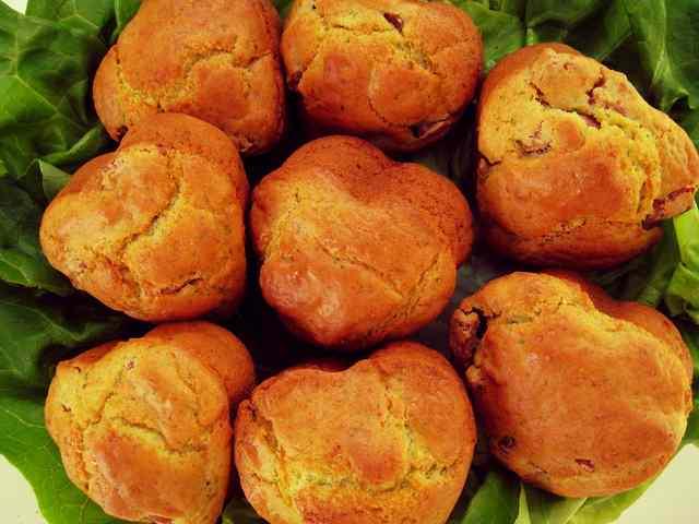 Ricetta: Muffin salati ai wurstel