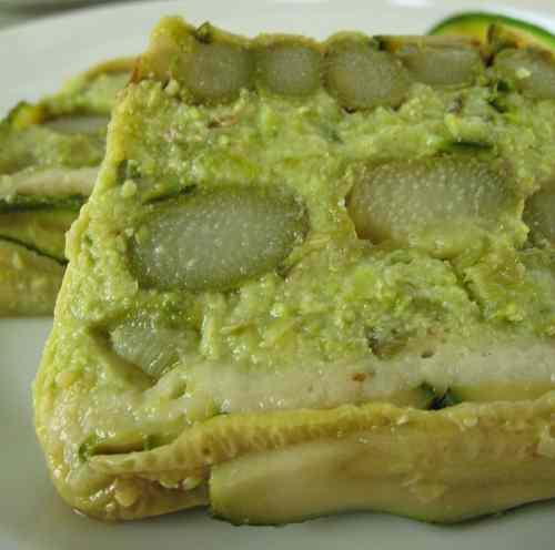 Ricetta: Mattonella di zucchine