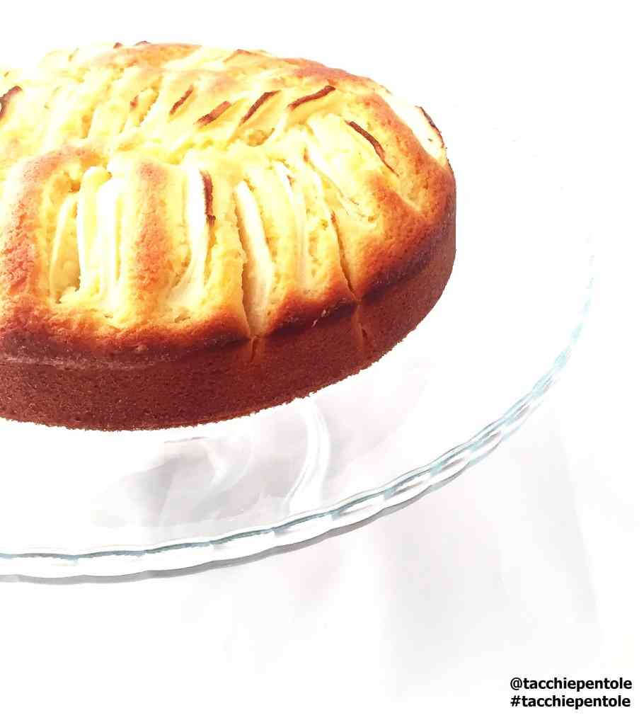 Ricetta: Torta di mele - Ricetta Vintage