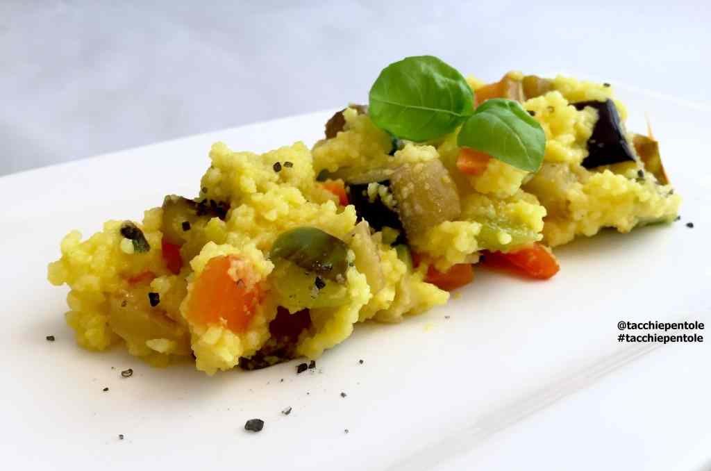 Ricetta: COUS COUS VEGETARIANO