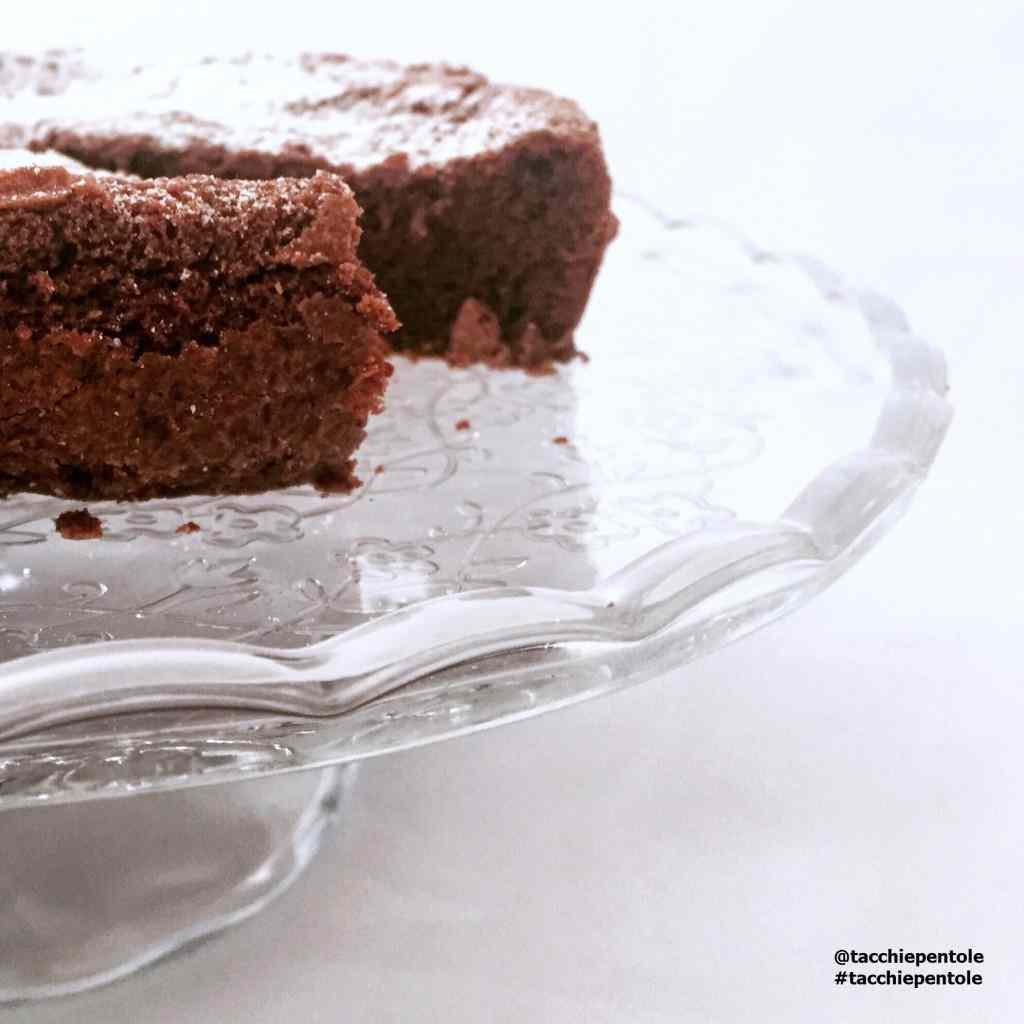 Ricetta: Torta tenerina al cioccolato (senza lievito)