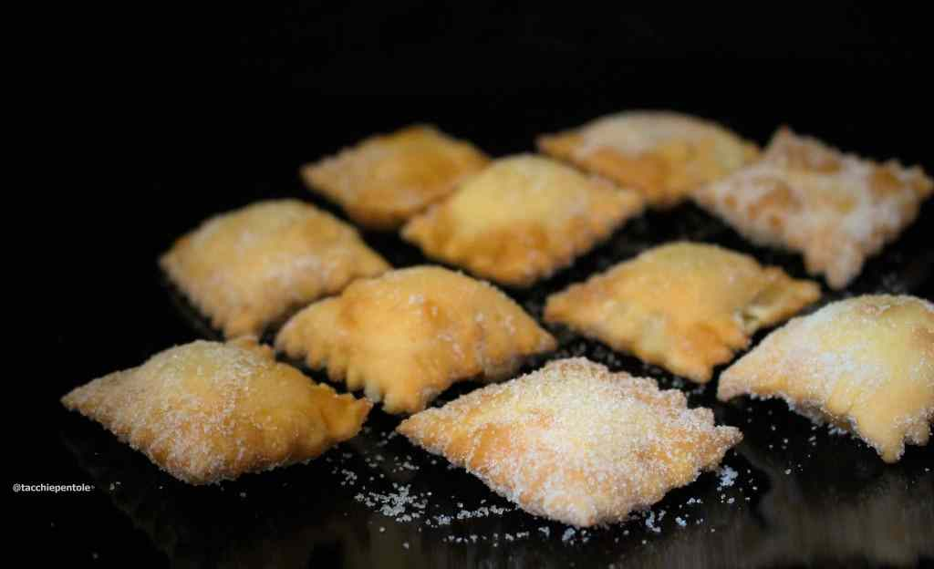 Ricetta: Ravioli di ricotta ripieni di marmellata